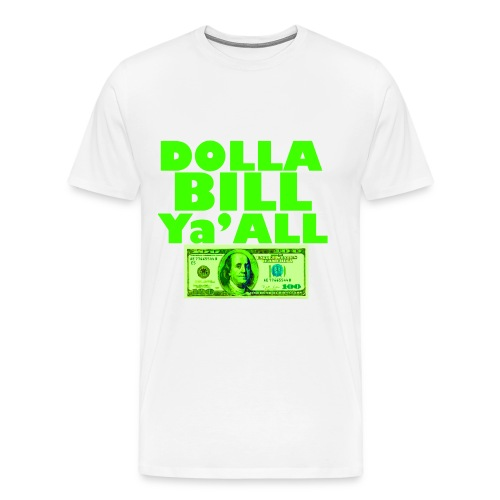Dolla Billz - Men's Premium T-Shirt