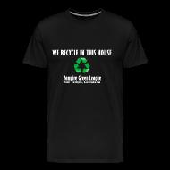 T-Shirts ~ Men's Premium T-Shirt ~ Recycle - Men's
