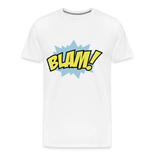 Men's Blam! - Men's Premium T-Shirt