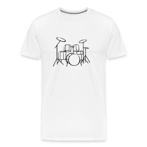 GILDAN ULTRA COTTON - Men's Premium T-Shirt