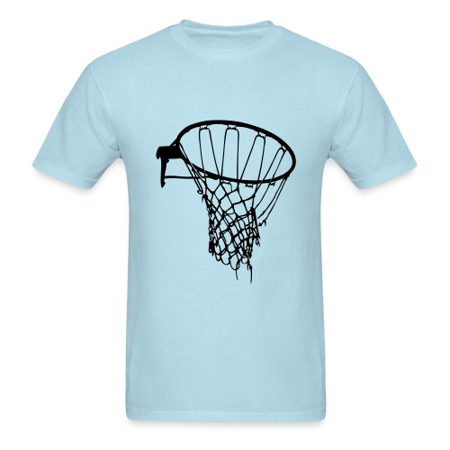 Men's Hoop - Men's T-Shirt