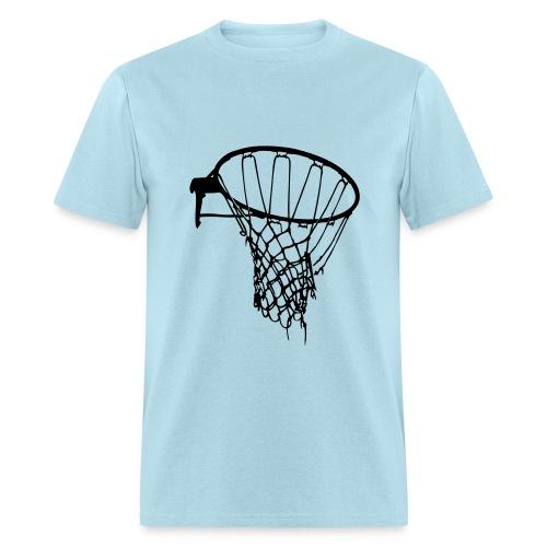 Men's Hoop - Men's T-Shirt