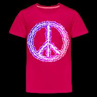 Kids' Shirts ~ Kids' Premium T-Shirt ~ Peace T-SHIRT