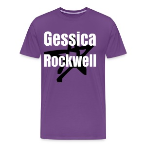 Gessica Rockwell Pop Star Tshirt - Men's Premium T-Shirt