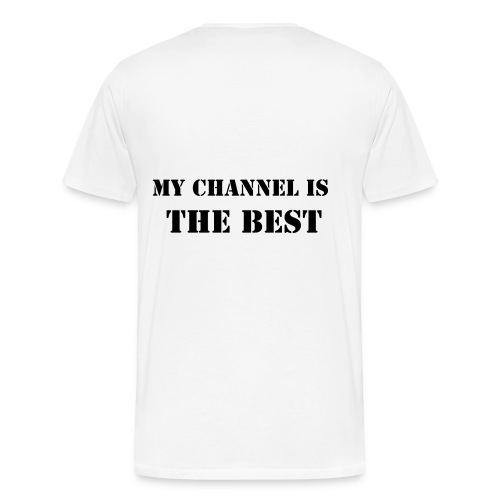 SSMTV Is The Best - Men's Premium T-Shirt