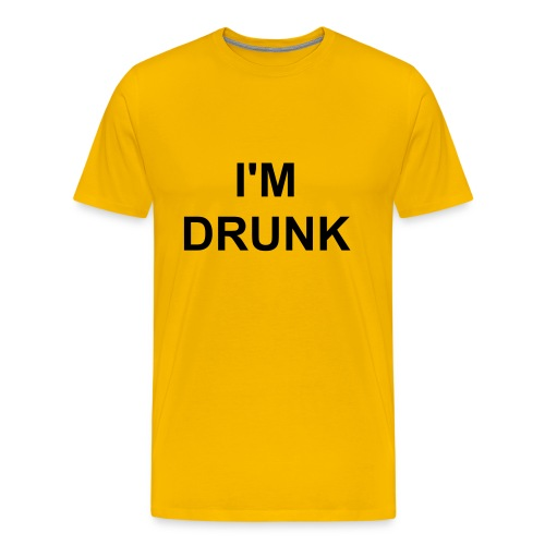 I'm Drunk - Men's Premium T-Shirt