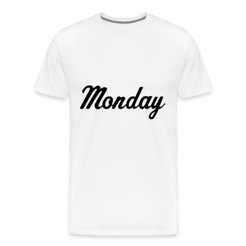 Monday Shirt - Men's Premium T-Shirt