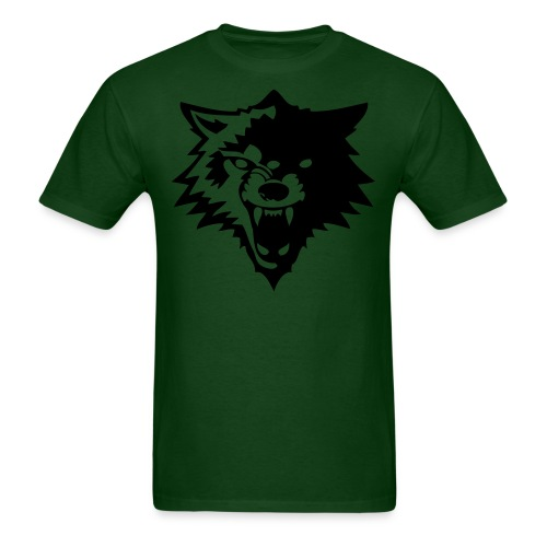 Mark of the Wolves - Men's T-Shirt