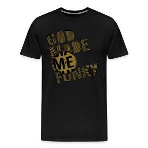 T-shirt premium pour hommes