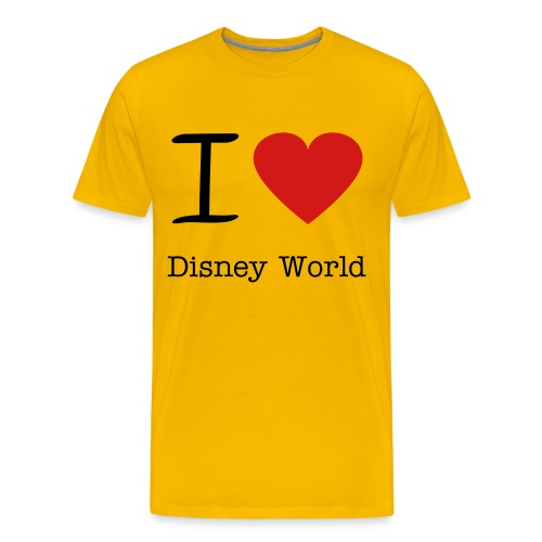 disney - Men's Premium T-Shirt