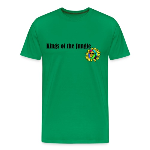 Kings of the Jungle - Men's Premium T-Shirt