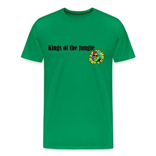 Kings of the Jungle - Men's Premium T-Shirt
