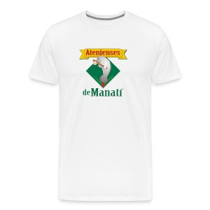 Manati Atenienses AA PR Team - Men's Premium T-Shirt