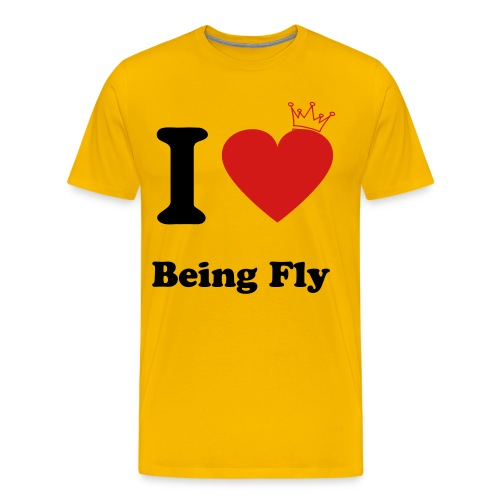 Fly Tee - Men's Premium T-Shirt