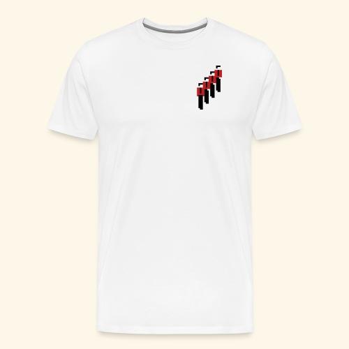8-Bit-Manmachines - Men's Premium T-Shirt