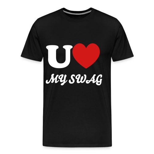 my swag - Men's Premium T-Shirt