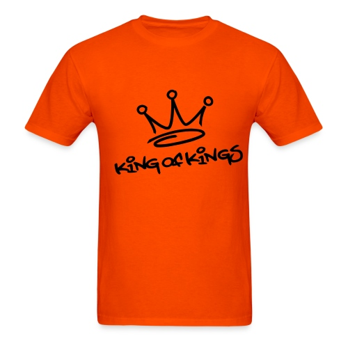 King of Kings - Men's T-Shirt