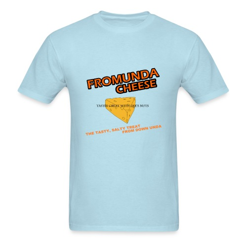 Fromunda Cheese - Men's T-Shirt