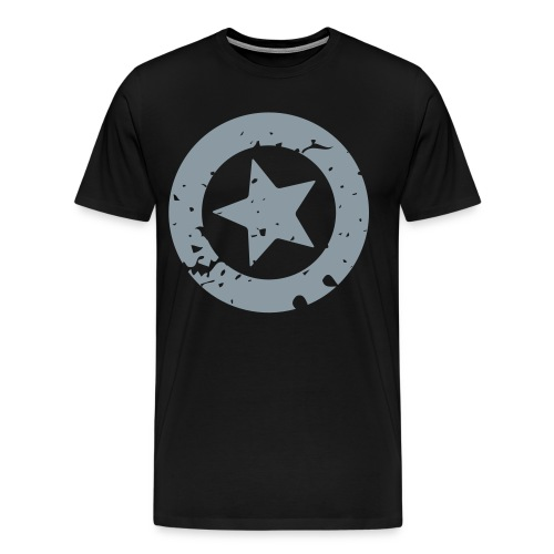 A-Roc 1/2 Man 1/2 Amazin' Tee - Men's Premium T-Shirt