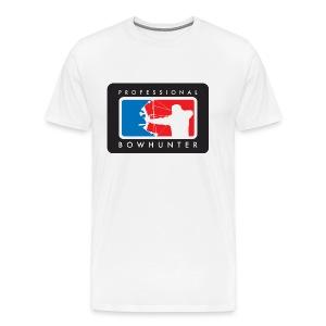 Professional Bow Hunter - Men's Premium T-Shirt