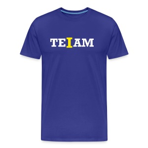 I in Team Men's Tee - Men's Premium T-Shirt