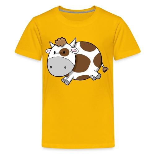 Cute Cow - Kids' Premium T-Shirt