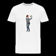 T-Shirts ~ Men's Premium T-Shirt ~ Sorrow