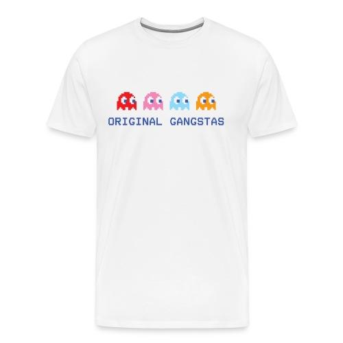 Original Gangstas (Men) - Men's Premium T-Shirt