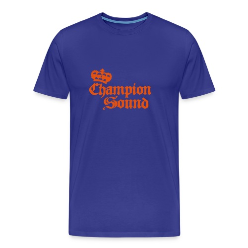 Champion Sound Tee - Men's Premium T-Shirt
