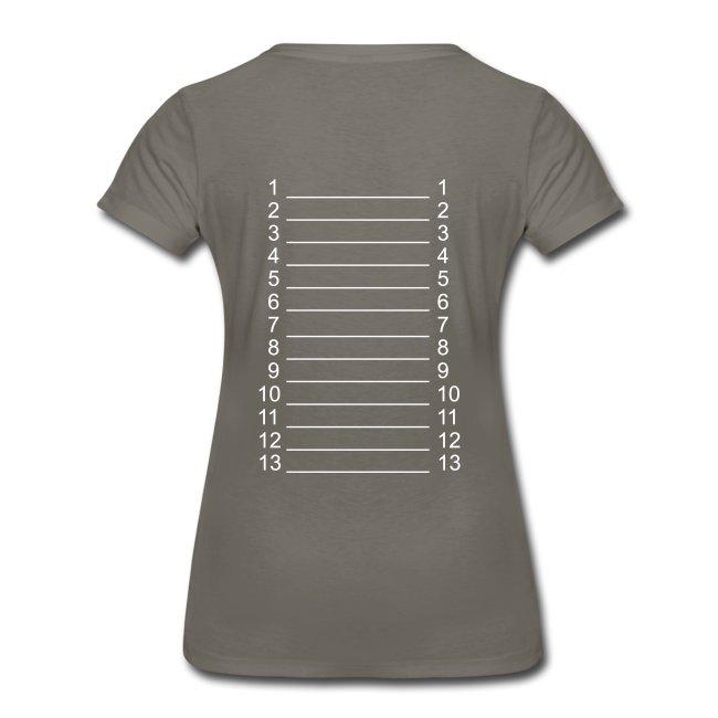 Black Plus Size Length Shirt APL+