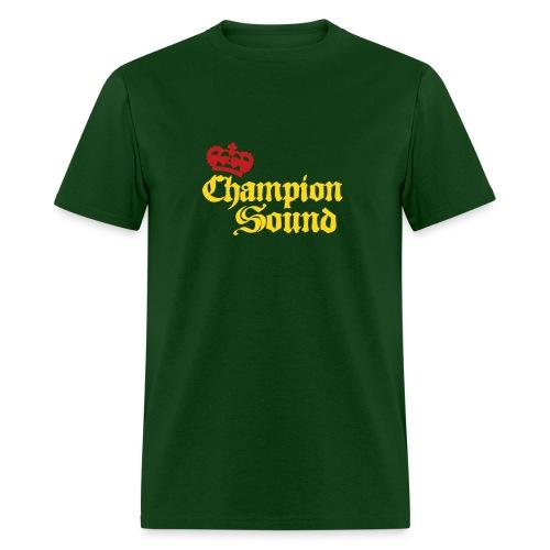 Champion Sound Bicolor Tee - Men's T-Shirt