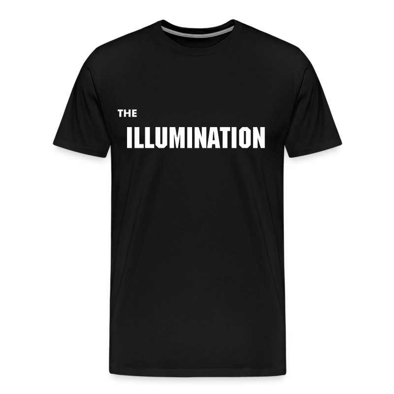 Illumination T-blk 526 - Men's Premium T-Shirt