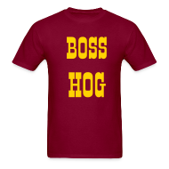 T-Shirts ~ Men's T-Shirt ~ Boss Hog