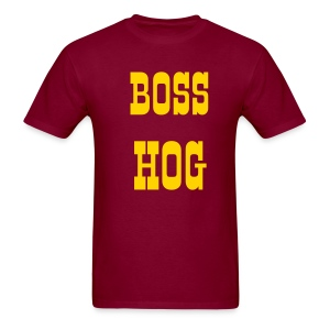 Boss Hog - Men's T-Shirt