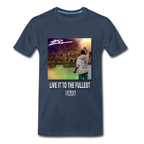 TDG - LI2TF CD Tee - Men's Premium T-Shirt
