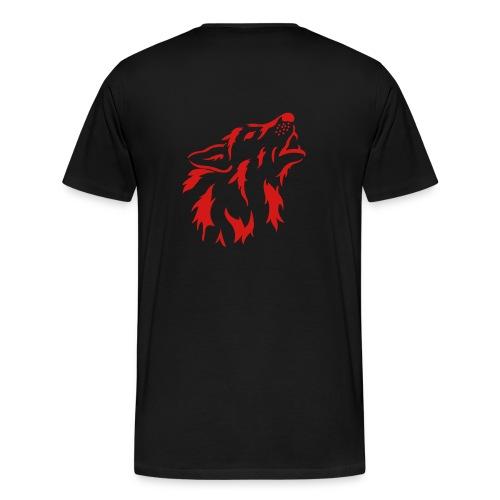 to be an alpha.... - Men's Premium T-Shirt