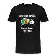 T-Shirts ~ Men's Premium T-Shirt ~ Panda Breeding - dark