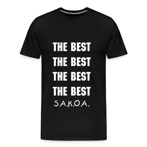 THE BEST! - Men's Premium T-Shirt