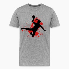 Ash girl dodgeball T-Shirts