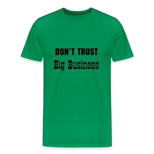 Big Business - Men's Premium T-Shirt