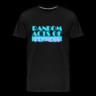 T-Shirts ~ Men's Premium T-Shirt ~ R.A.O.F. Logo Tee 2