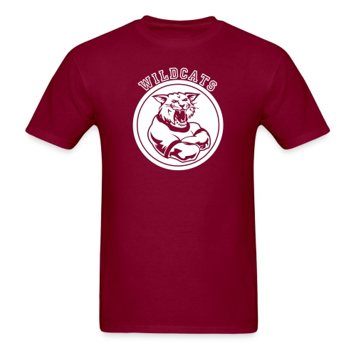 Wildcats - Men's T-Shirt