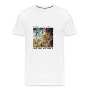Morgan Silver Dollar Reverse T-shirt - Men's Premium T-Shirt
