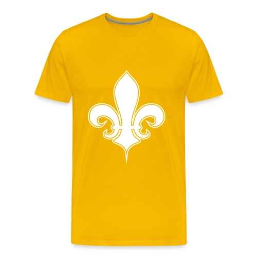 Writable Flex Print Vintage Design Tee - Men's Premium T-Shirt