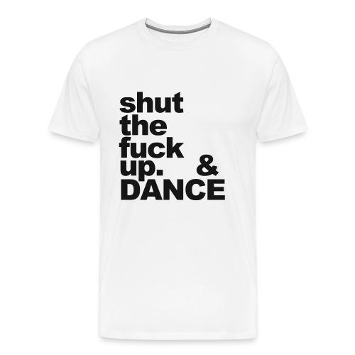 The Dance Tee - Men's Premium T-Shirt