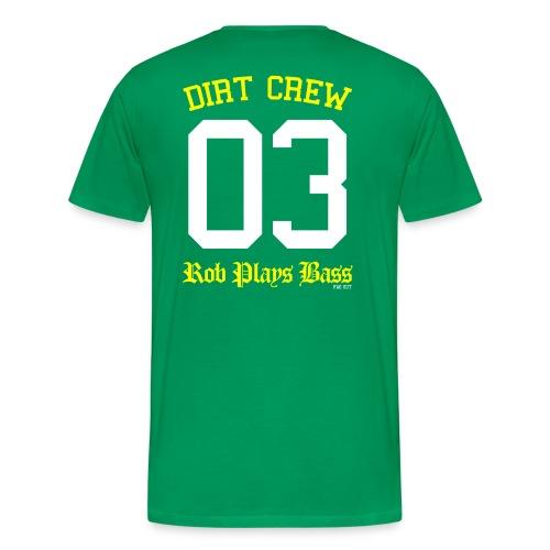 The Ah Shirt - Limited Edition - Men's Premium T-Shirt