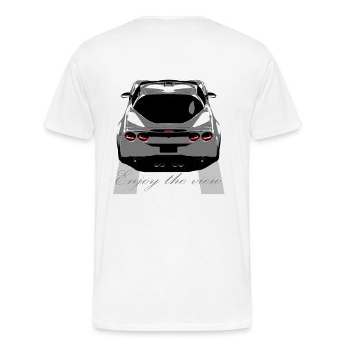 camaro - Men's Premium T-Shirt