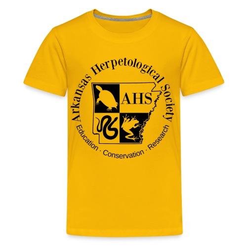 AHS Logo - Kids' Premium T-Shirt