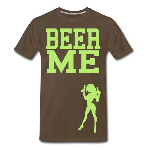 beer me - Men's Premium T-Shirt