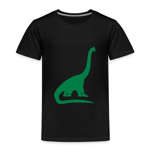 Dinosaur Toddler Tee - Toddler Premium T-Shirt